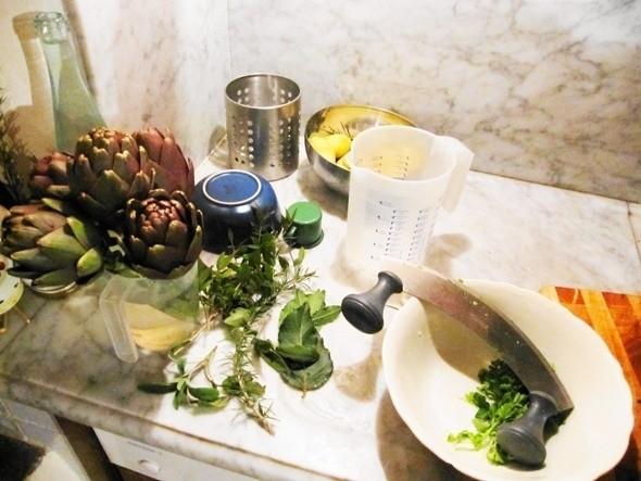Изображение 29. Паста, антипаста и десерт из каштановой муки.. Изображение № 25.