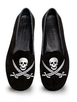 Mario Molinaro - обувь с вышивкой. Изображение № 5.