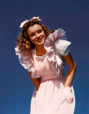 Изображение 16. Marilyn Monroe, pin-up girl.. Изображение № 13.