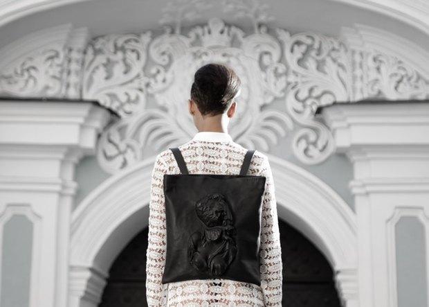 Дизайнер из Украины создал «архитектурные» рюкзаки. Изображение № 11.