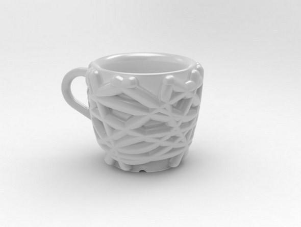 Изображение 14. Предмет: Серия из 30 кофейных чашек.. Изображение № 14.