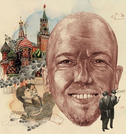 Создать папку: 5 успешных российских иллюстраторов рассказывают о портфолио. Изображение №92.