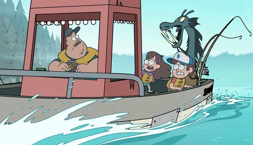 Как придумать «Твин Пикс», который понятен даже детям. Изображение № 6.