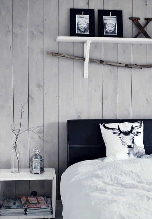 Black&white - 33 красивейших интерьера черно-белой гаммы. Изображение № 2.