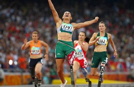 Лучшие фотографии Паралимпийских игр-2008 вПекине. Изображение № 2.