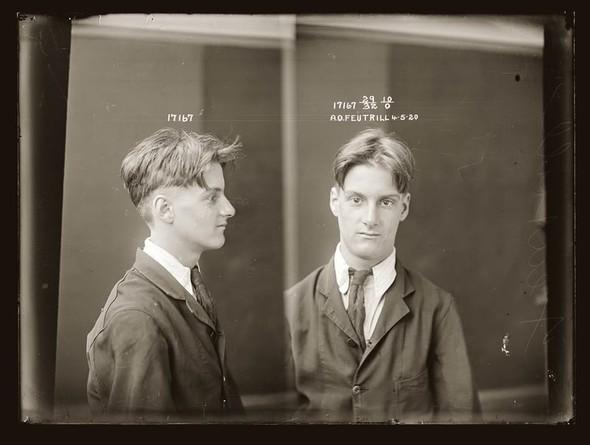 Фотографии американских гангстеров начала 20 века. Изображение № 29.