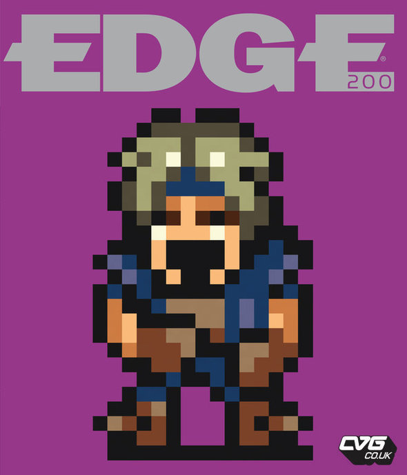 Edge: двести обложек двухсотого номера. Изображение № 18.