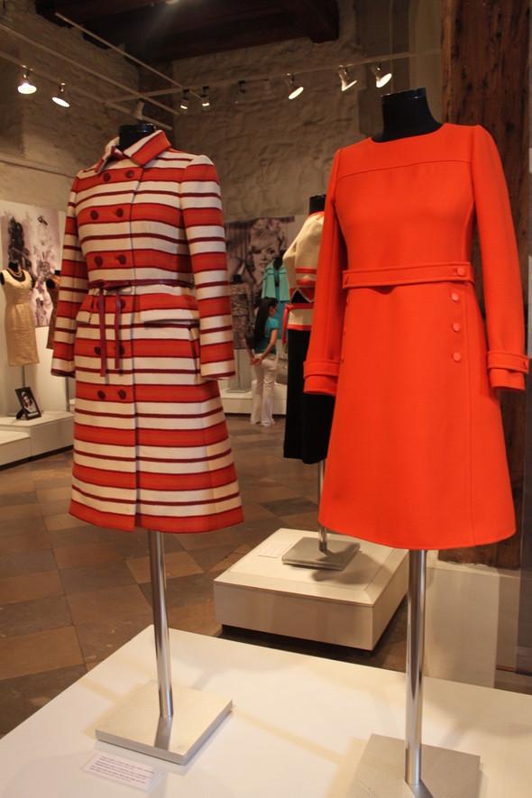 От мини до макси. Мода 60-тых годов 20 века. Изображение № 6.