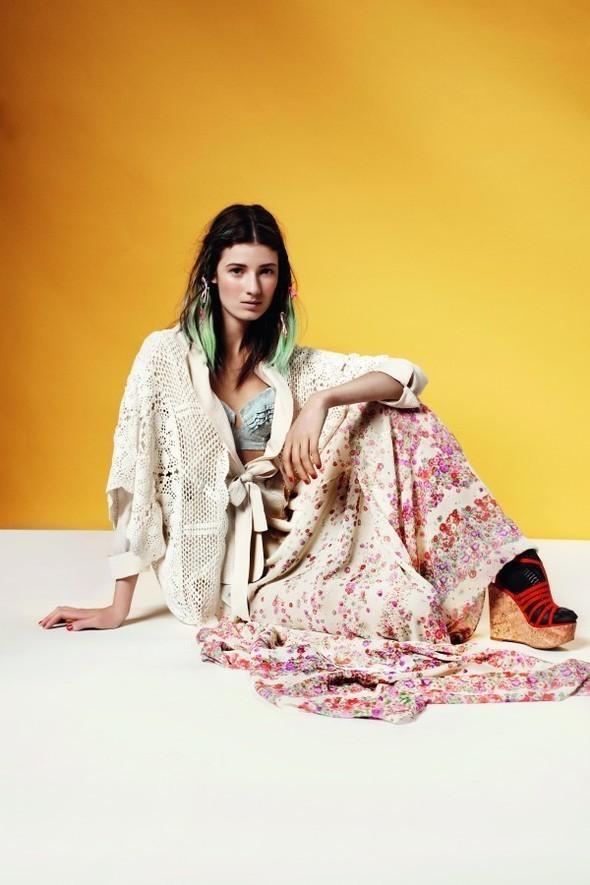Лукбуки: Stussy, Topshop, Zara и другие. Изображение № 109.