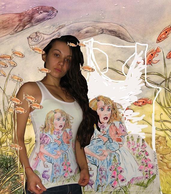 Наташа Малафеева: Люблю всё эстетически прекрасное!. Изображение № 8.