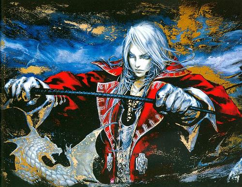 Castlevania: Mind, Heart & Soul. Изображение № 1.