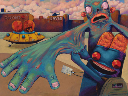 Dave Chung. Изображение № 15.