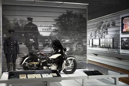Музей Harley-Davidson вМилуоки. Изображение № 7.