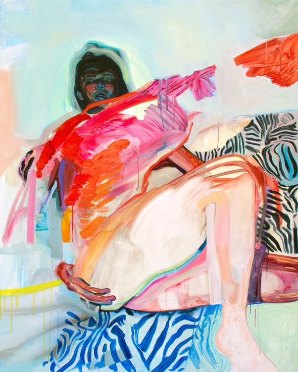 Эксплозия красок: тело и чувства глазами Винстона Шмиелински. Изображение № 7.