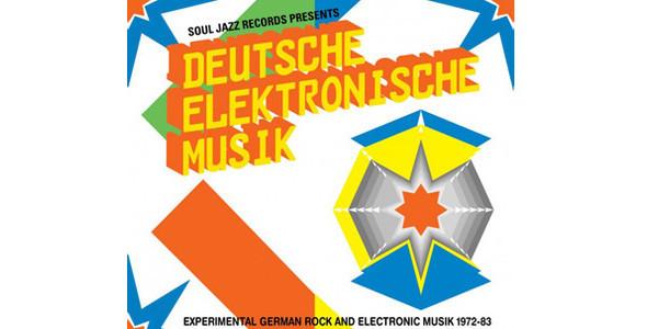 Сборник краутрока от Soul Jazz Records. Изображение № 1.