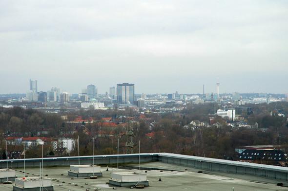 Вид на Рурскую область со смотровой площадки шахты. Изображение № 19.