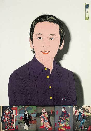 Блистательный японский график 70-х Tadanori Yokoo. Изображение № 12.