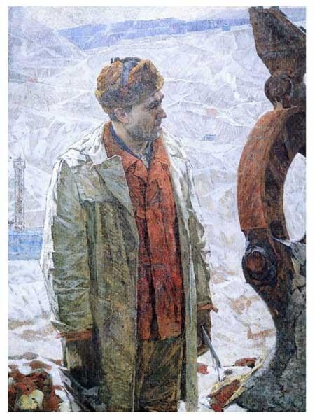 Скончался российский художник Андрей Курнаков. Изображение № 14.