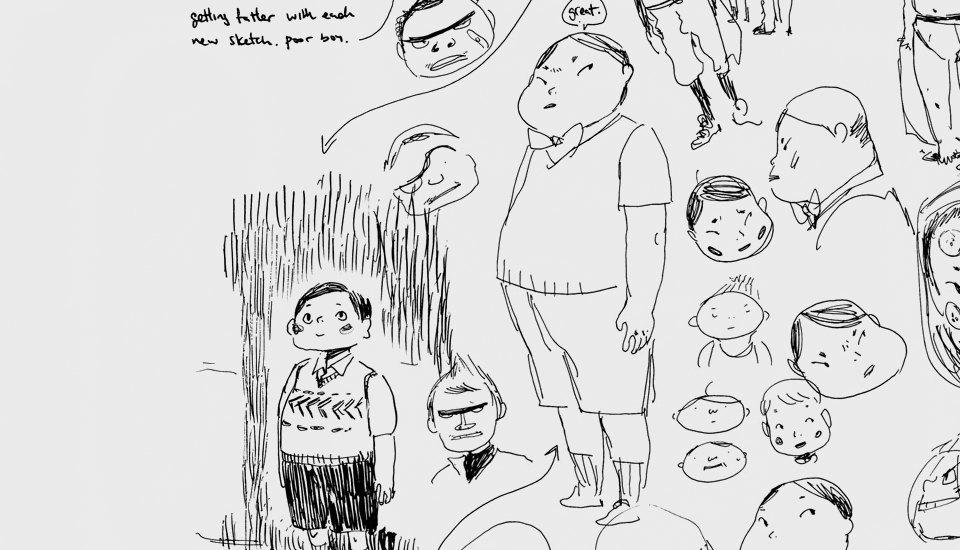 «Работа над комиксом  не сильно отличается  от работы в ресторане». Изображение № 2.