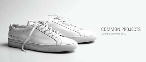 Common Projects - недешевая обувь. Изображение № 1.