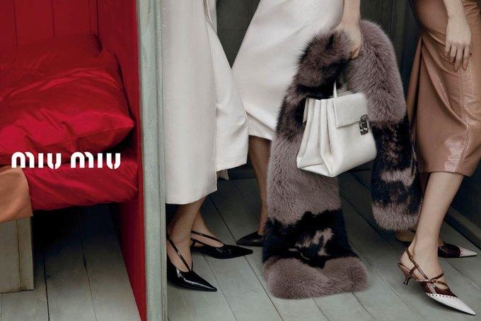 Max Mara, Prada и другие марки выпустили новые кампании. Изображение № 53.