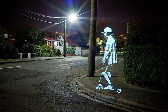 Лучшие стрит-арт проекты 2011 года. Изображение №31.