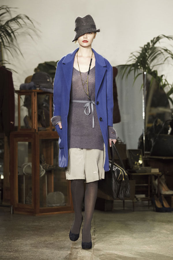 Ретро всегда в моде. Aniye By, осень-зима 2012/13. Изображение № 25.