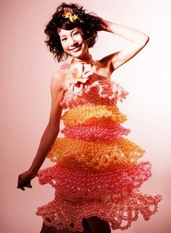 Daisy Balloon – модельер пошарикам. Изображение № 9.