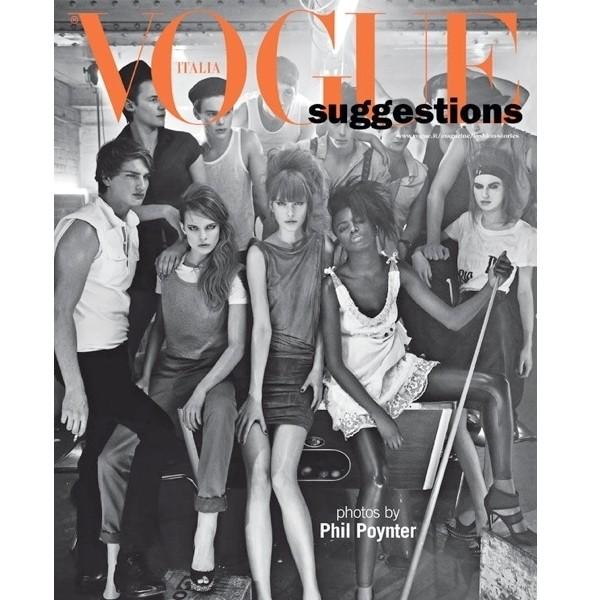 Изображение 29. Съемки: Dazed & Confused, Numero и Vogue.. Изображение № 22.
