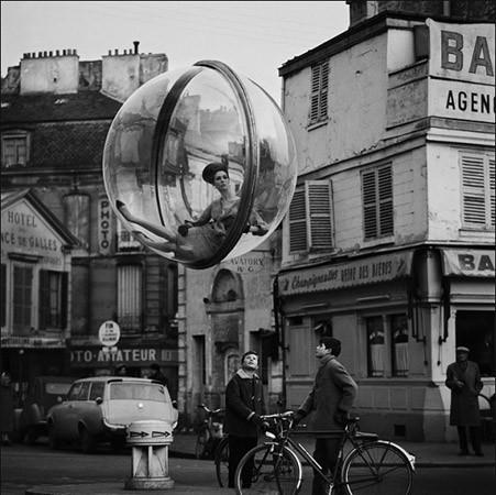 Большой город: Париж и парижане. Изображение № 187.