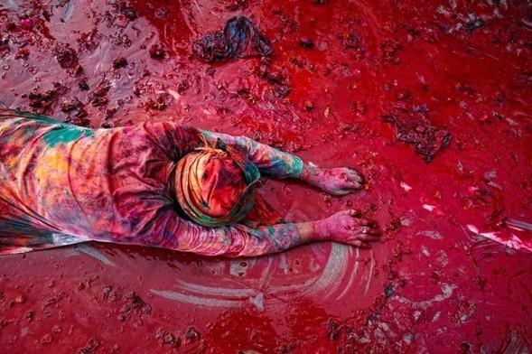 Торжество цвета. Poras Chaudhary. Изображение № 10.