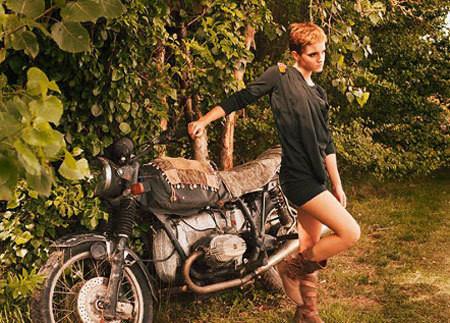 Изображение 2. Emma Watson и ее весенняя коллекция для People Tree.. Изображение № 2.