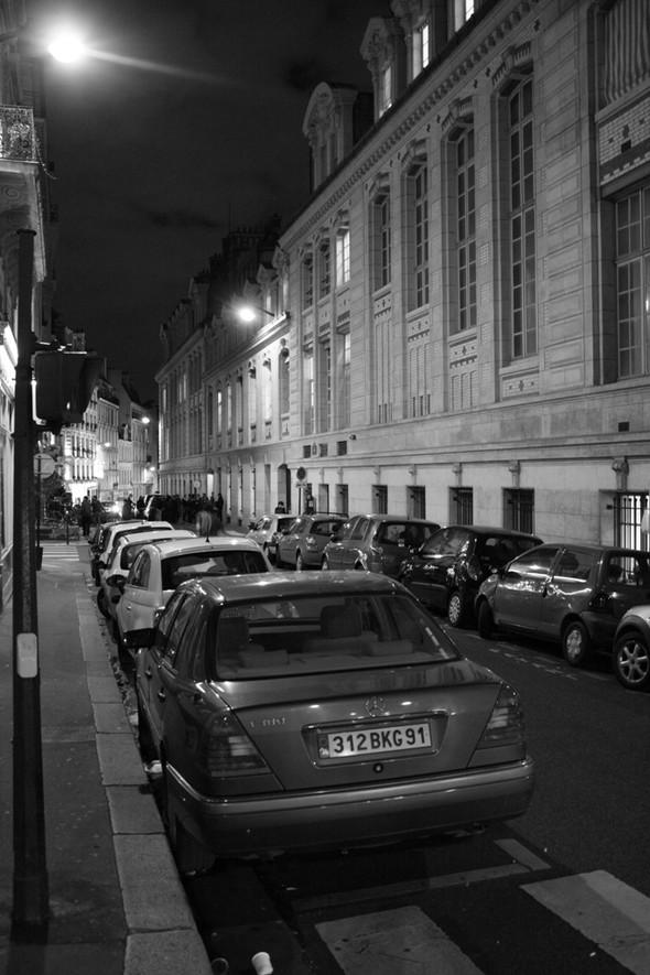 A Paris. Заметки путешественника. Изображение № 13.