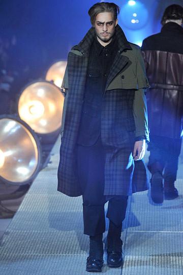 Неделя моды в Париже: мужские показы. Изображение № 53.