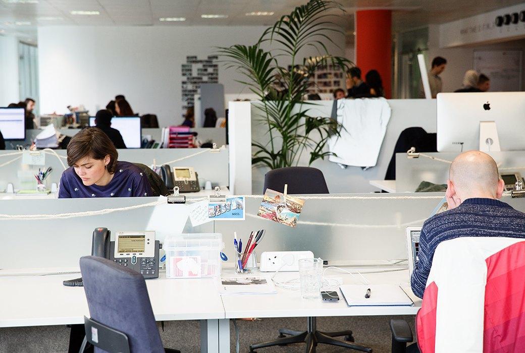 Просторный «зеленый» офис лондонского агентства Flamingo. Изображение № 14.