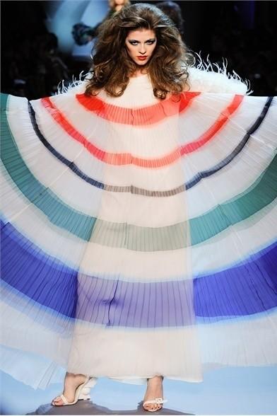 Показ коллекции Сhristian Dior Haute Couture FW 2011. Изображение № 3.