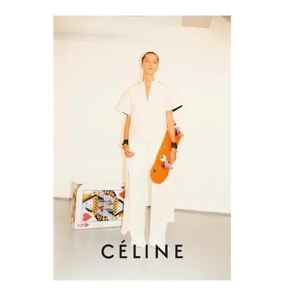 Изображение 6. Рекламные кампании: Celine, Marc Jacobs, Miu Miu и другие.. Изображение № 6.