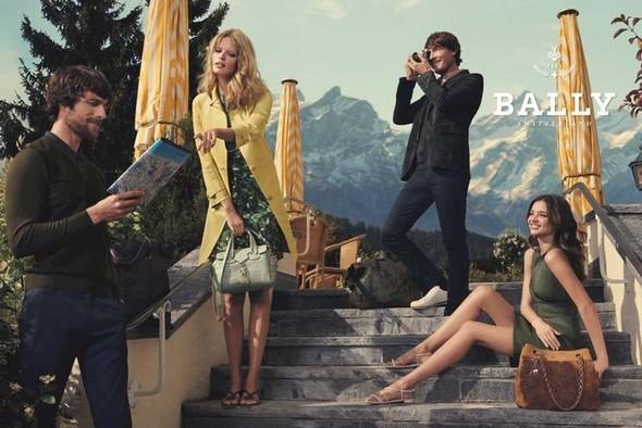Кампания: Bally SS 2012. Изображение № 5.