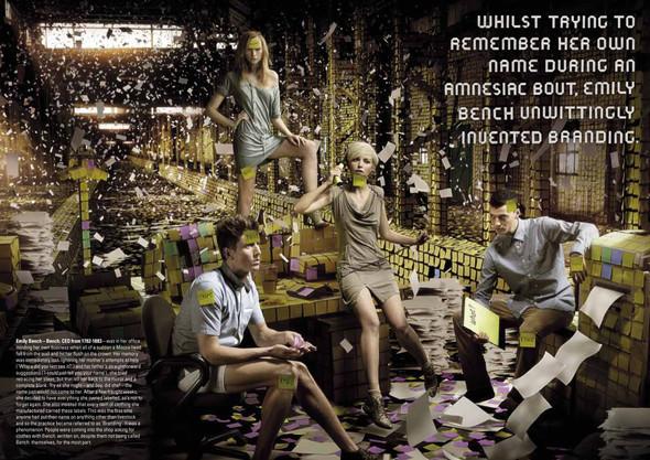Лукбук Bench SS2011. Изображение № 24.