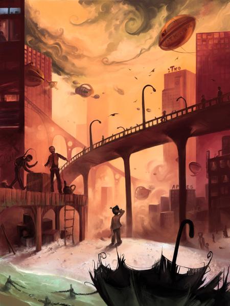 Rolando Cyril скриншоты снов. Изображение № 5.
