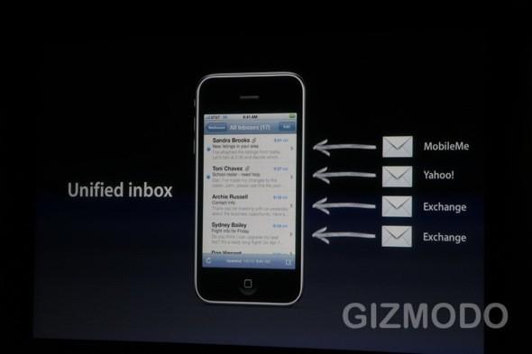 Apple представила iPhone OS 4.0. Изображение № 13.