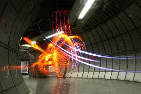 Да будет свет: 7 мастеров по световым граффити. Изображение № 7.