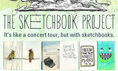 The Sketchbook Project. Изображение № 1.