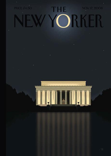 10 иллюстраторов журнала New Yorker. Изображение №76.