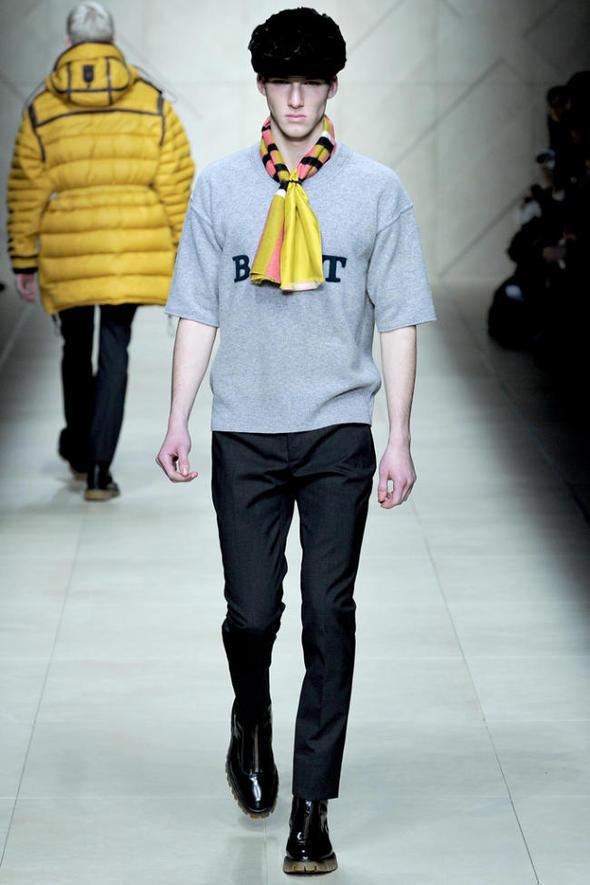 Изображение 29. Milan Fashion Week. Часть 1.. Изображение № 45.