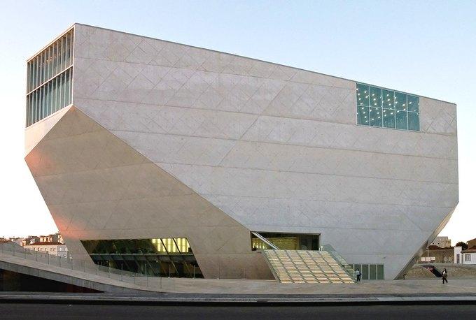 Дом музыки в Порту. Изображение № 4.
