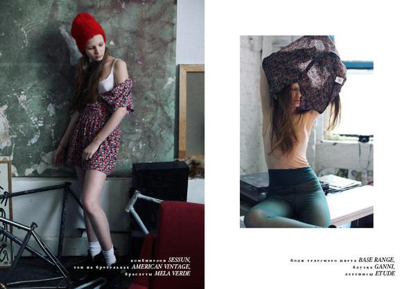 Лукбук: Click-boutique SS 2012. Изображение № 3.