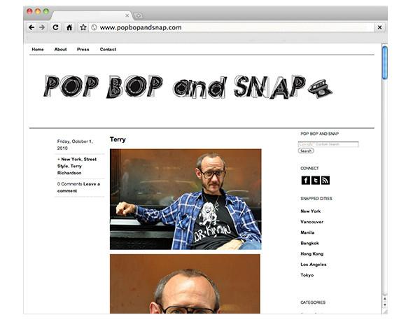 Блог Pop Bop and Snap. Изображение № 1.