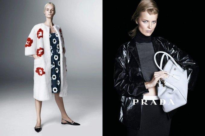 Max Mara, Prada и другие марки выпустили новые кампании. Изображение № 33.