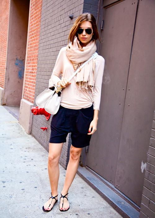 City Looks: Стиль моделей в блоге Bonae L'Amour. Изображение № 22.